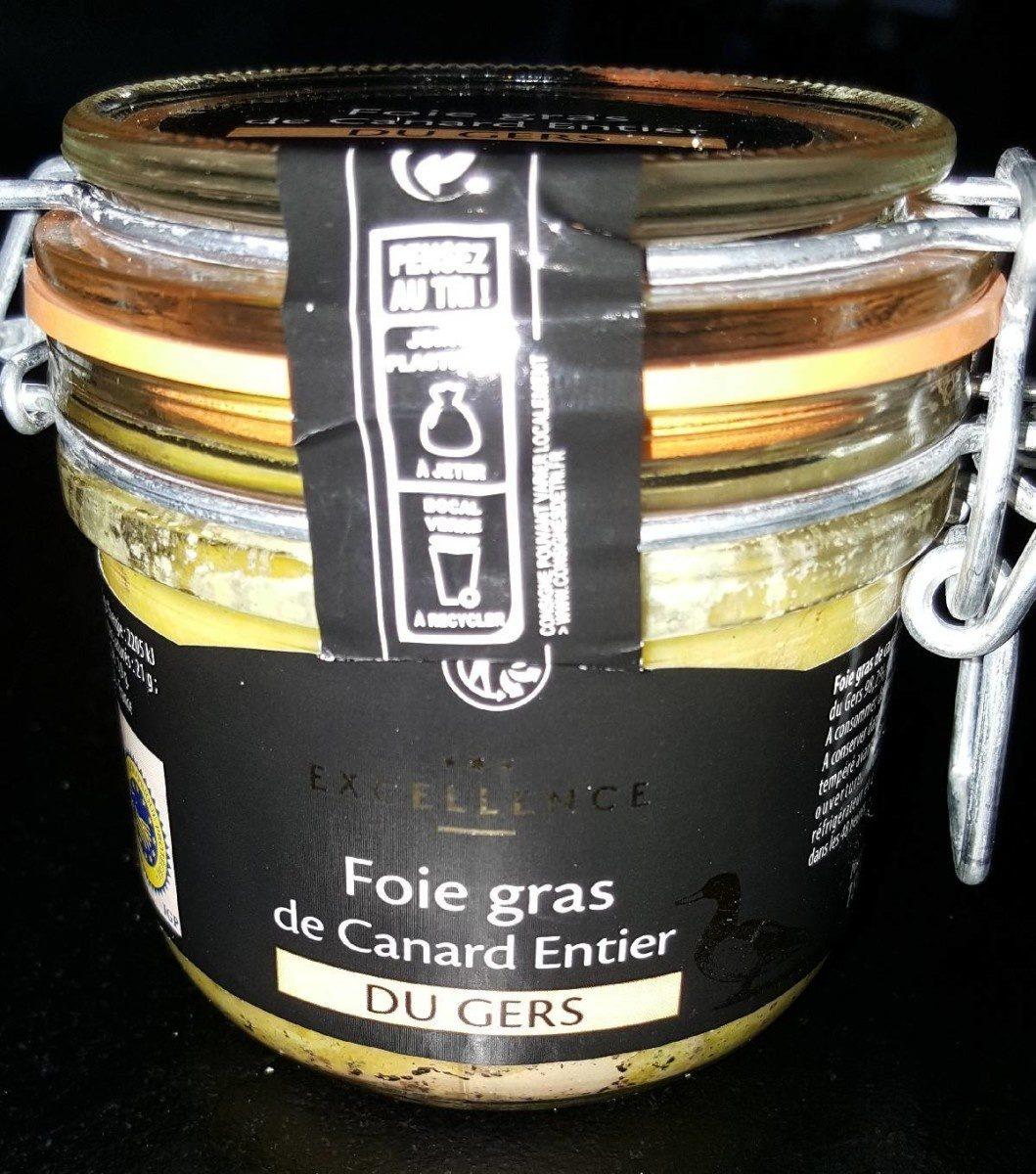 Fois gras de canard entier du gers - Product - fr