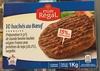 10 hachés au Bœuf (15 % MG), Surgelés - Produit