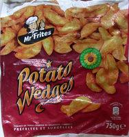 Potato Wedges - Produit
