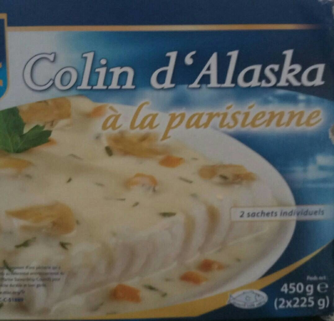 Colin d'Alaska - Produit