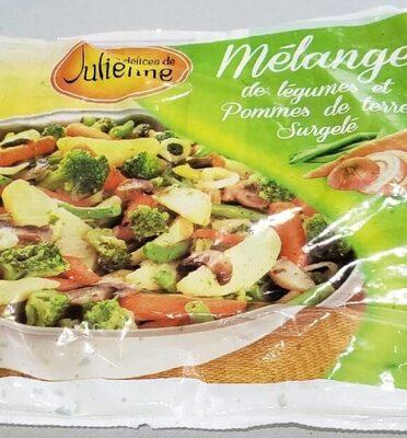 Mélange de légumes - Produit - fr