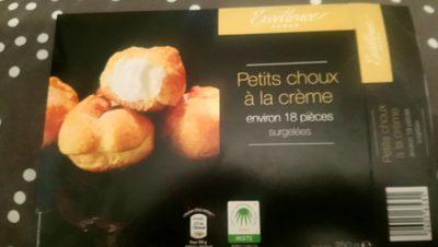 Petit choux à la crème environ 18 pièces - Prodotto - fr