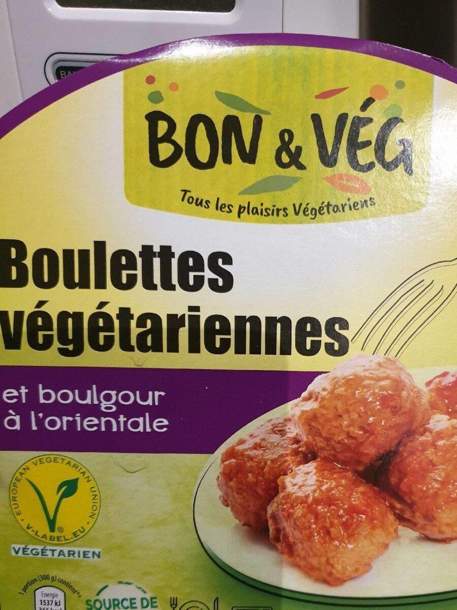 Boulettes végétariennes - Product