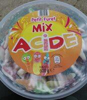 Mix acide - Produit - fr