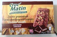 Croc' Matin chocolat - Product - fr