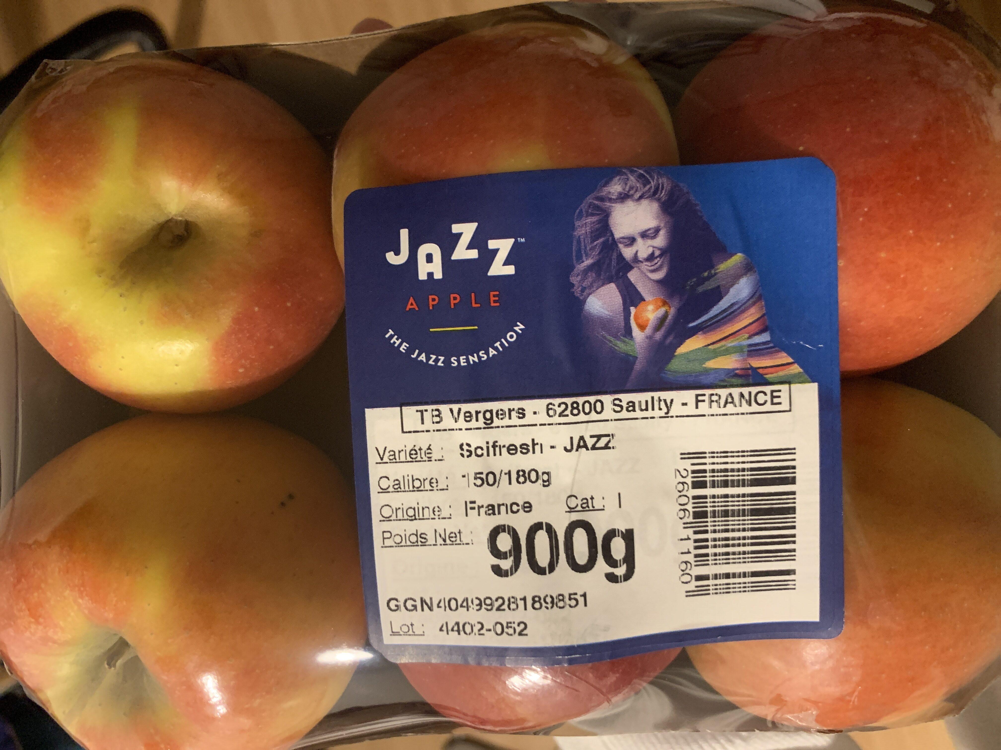 Pommes Jazz - Produit - fr