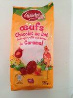 Oeufs chocolat au lait - Product