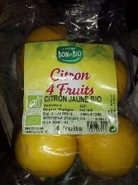 Citron 4 fruits - Produit - fr