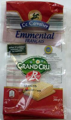Label Rouge - Emmental Français Grand Cru - Produit - fr
