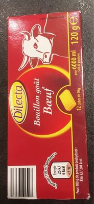 Bouillon gout boeuf - Product
