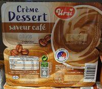 Crème dessert - Produit - fr
