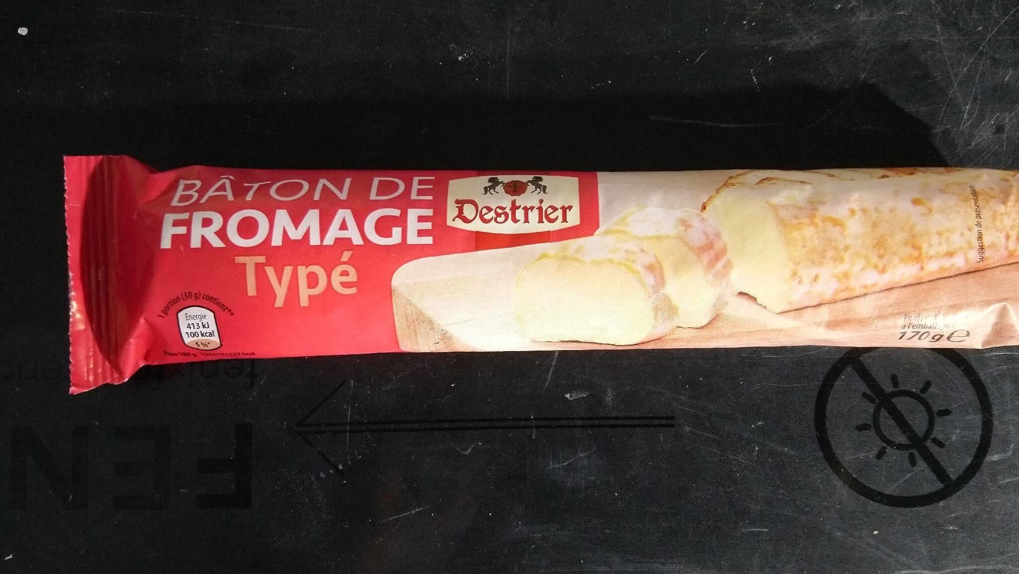 Bâton de fromage typé - Product - fr