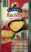 Fromage à Raclette sans croûte - Product