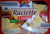 Raclette 3 Variétés - Product