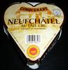 Neufchâtel au lait cru (25% MG) - Produit
