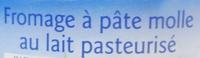 Petit Pré double Crème (30 % MG) - Ingrediënten