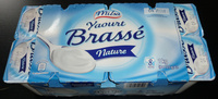 Yaourt Brassé - Produit - fr