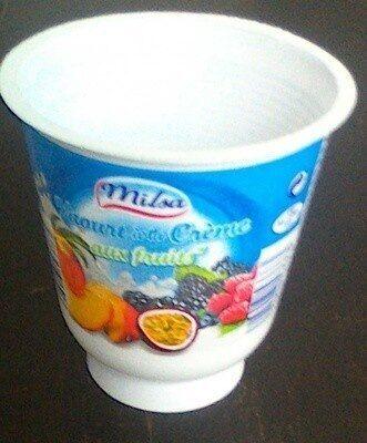 Yaourt aux Fruits Mixés - Product - fr