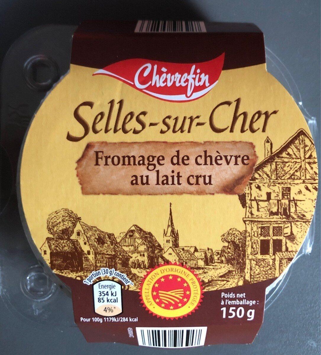 Fromage de chèvre au lait cru - Produit - fr