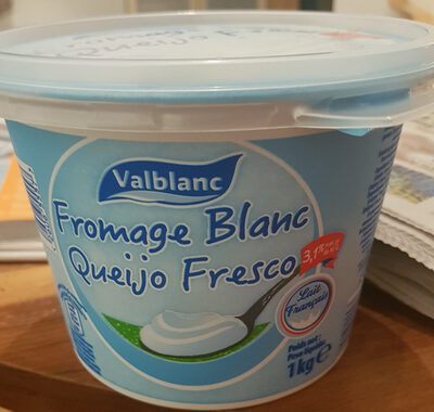 Fromage Blanc 3,1% - Prodotto - fr