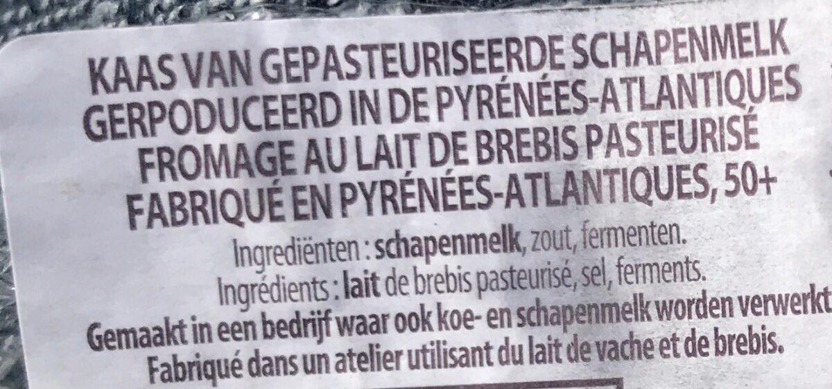 Brebis - Ingredients - fr