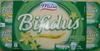 Bifidus saveur vanille (8 Pots) - Product