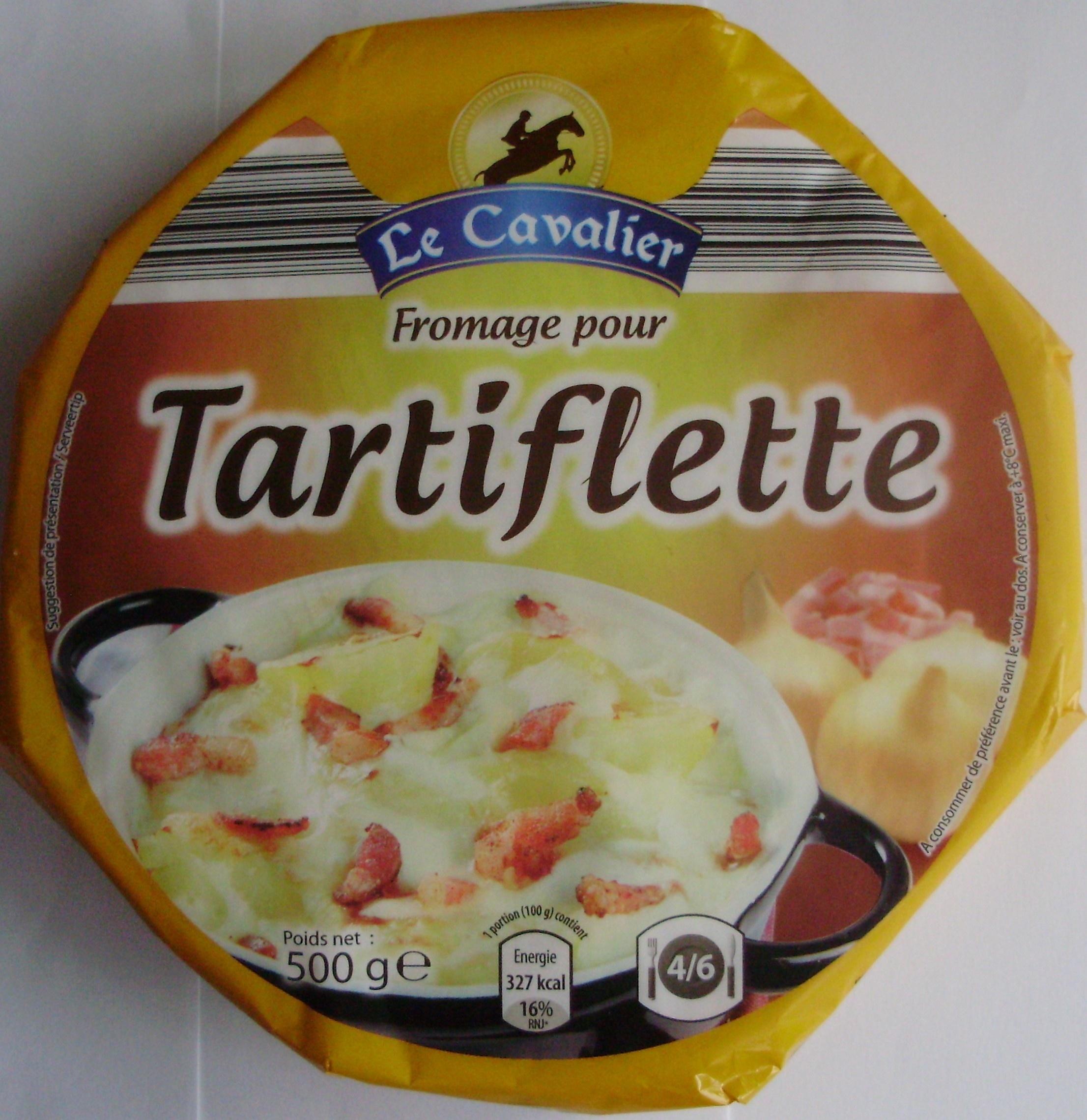 Fromage pour Tartiflette (27 % MG) - Produit