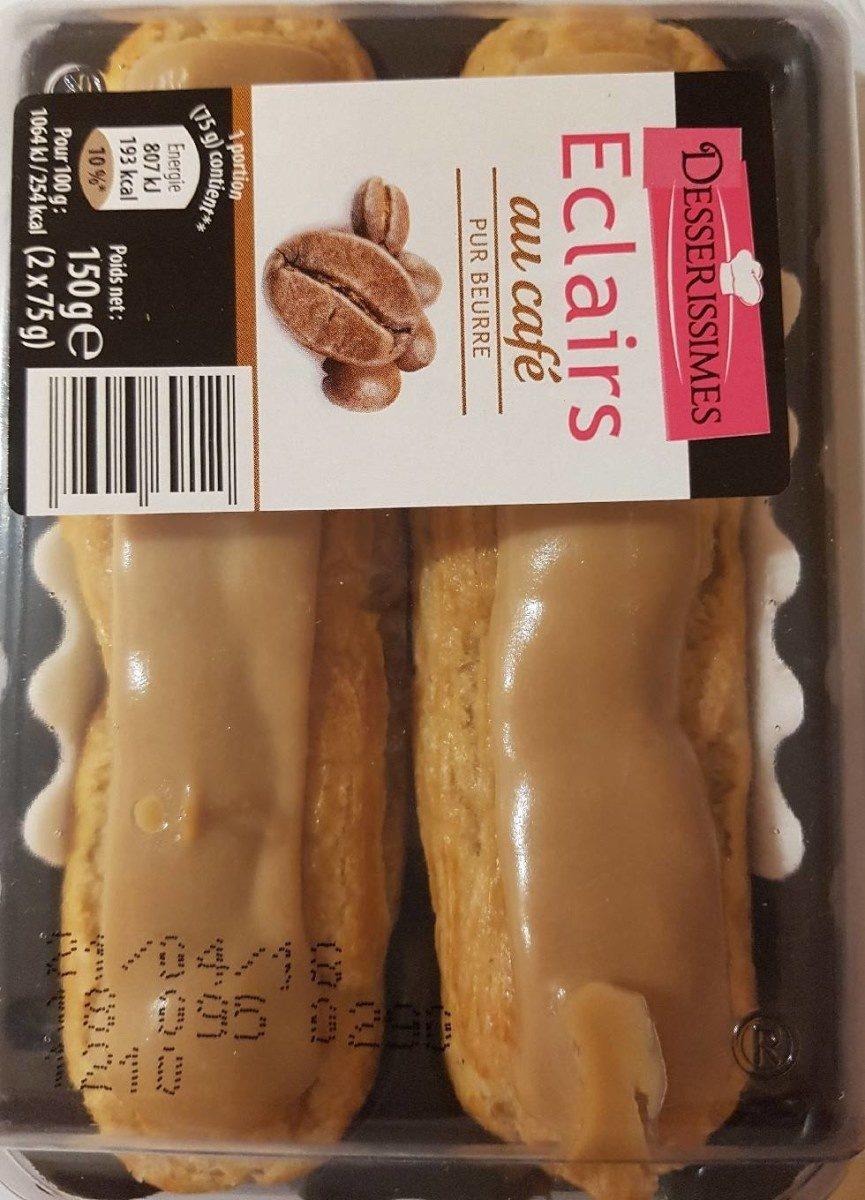 Éclairs au chocolat - Produit - fr