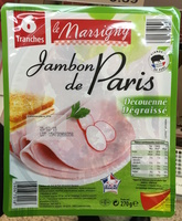 Jambon de Paris - 6 tranches - Product