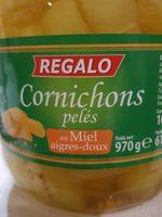 Cornichons  pelés - Product - en