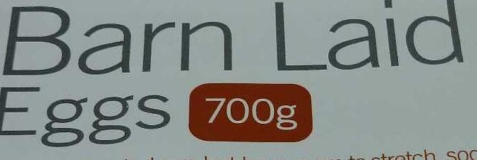 Chipotles - Ingredients