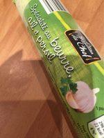 Spécialité au beurre, ail et persil - Product - fr