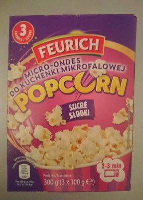 Popcorn - Product - fr