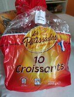 10 Croissants - Produit - fr