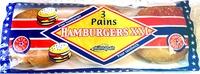Pains Hamburgers XXL - Produit
