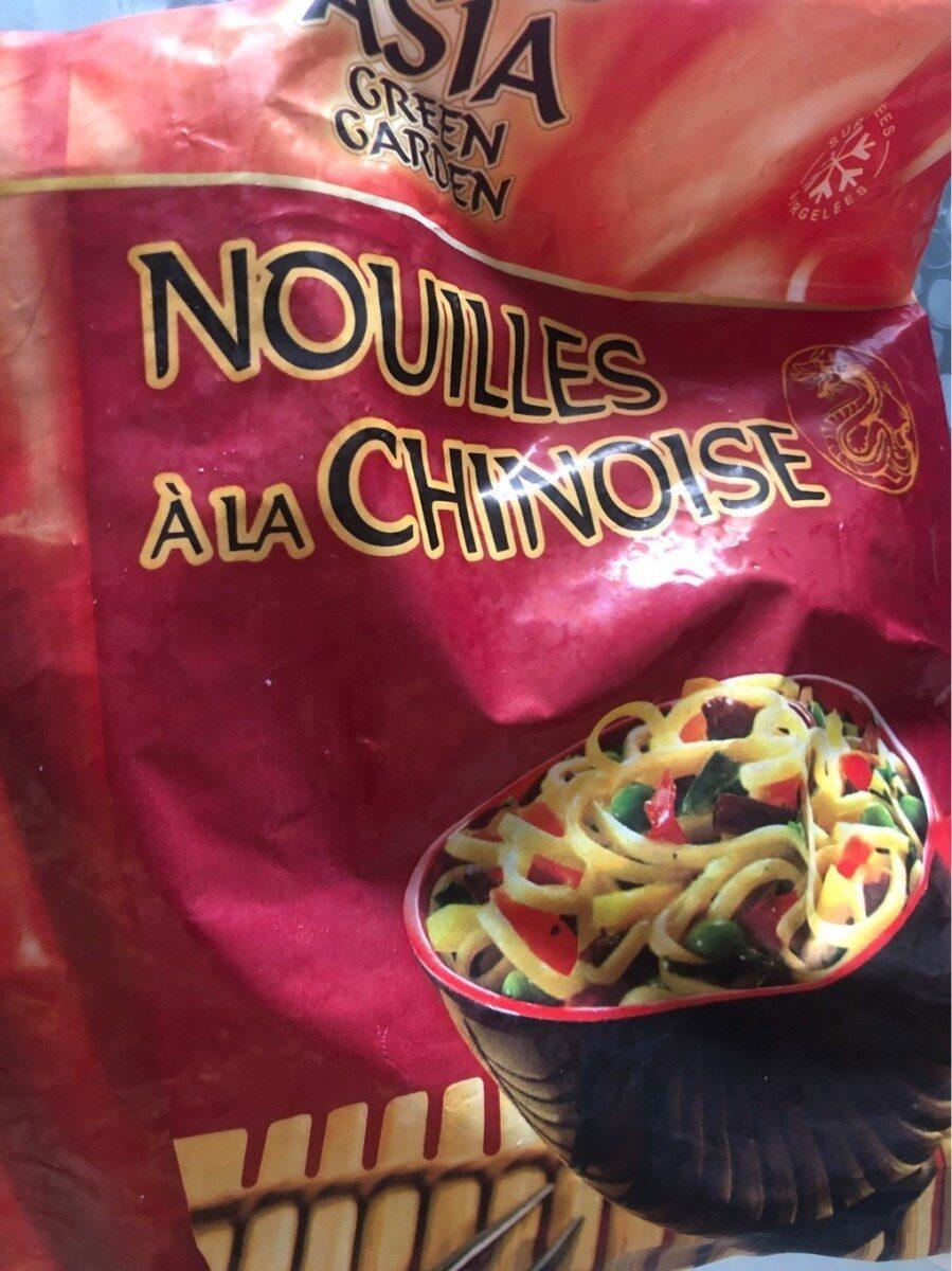 Nouilles a la chinoise - Produit - fr