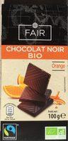 Chocolat noir à la Fleur de Sel - Product - fr