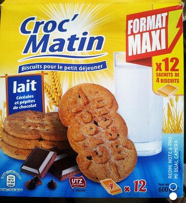 Croc Matin - Produit - fr