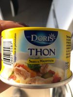 Thon sauce mayonnaise - Produit