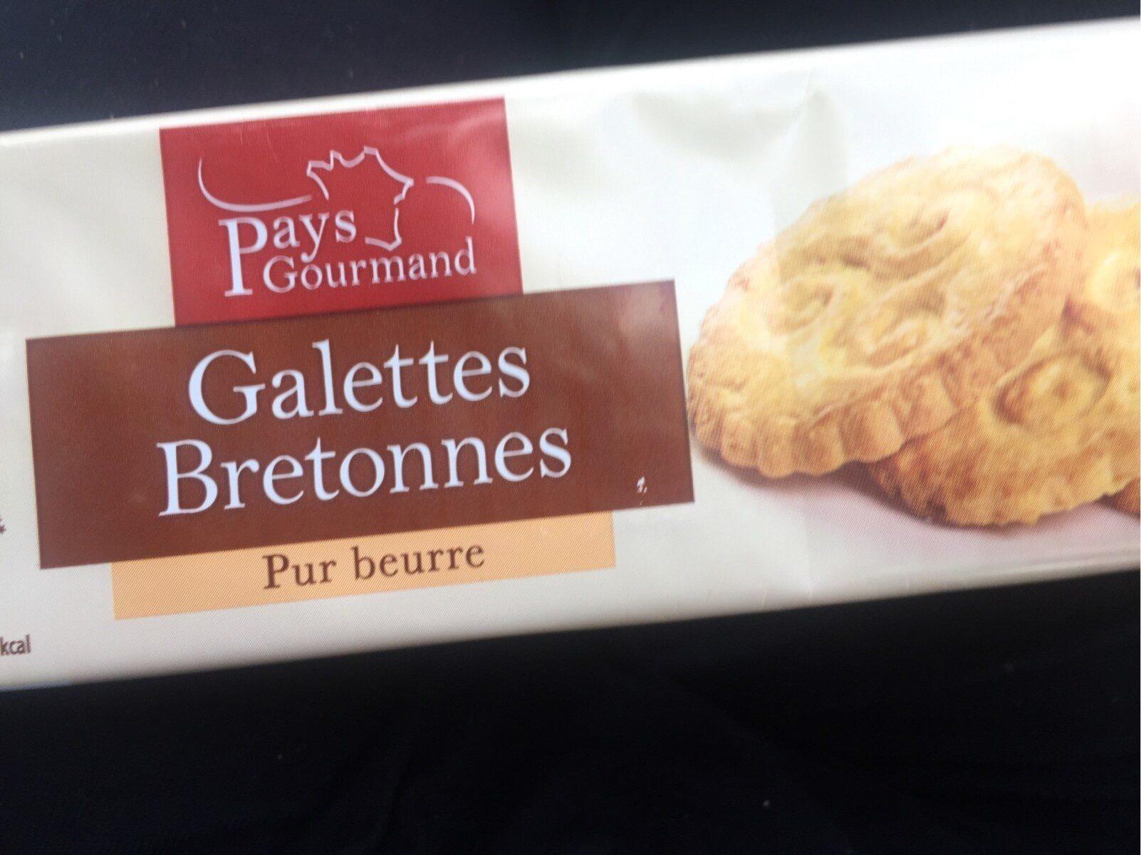 Galettes bretonnes - Product - fr