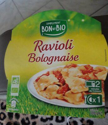 Raviolis bolognaise - Produit