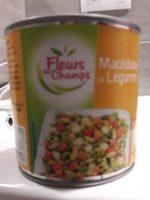 Macédoine de légumes - Product - fr