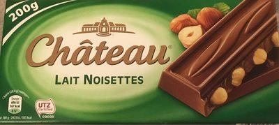 Lait noisette - Produit