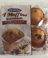 4 Muffins - Produit - fr