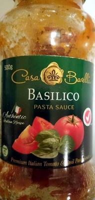 Basilico Pasta Sauce - Produit
