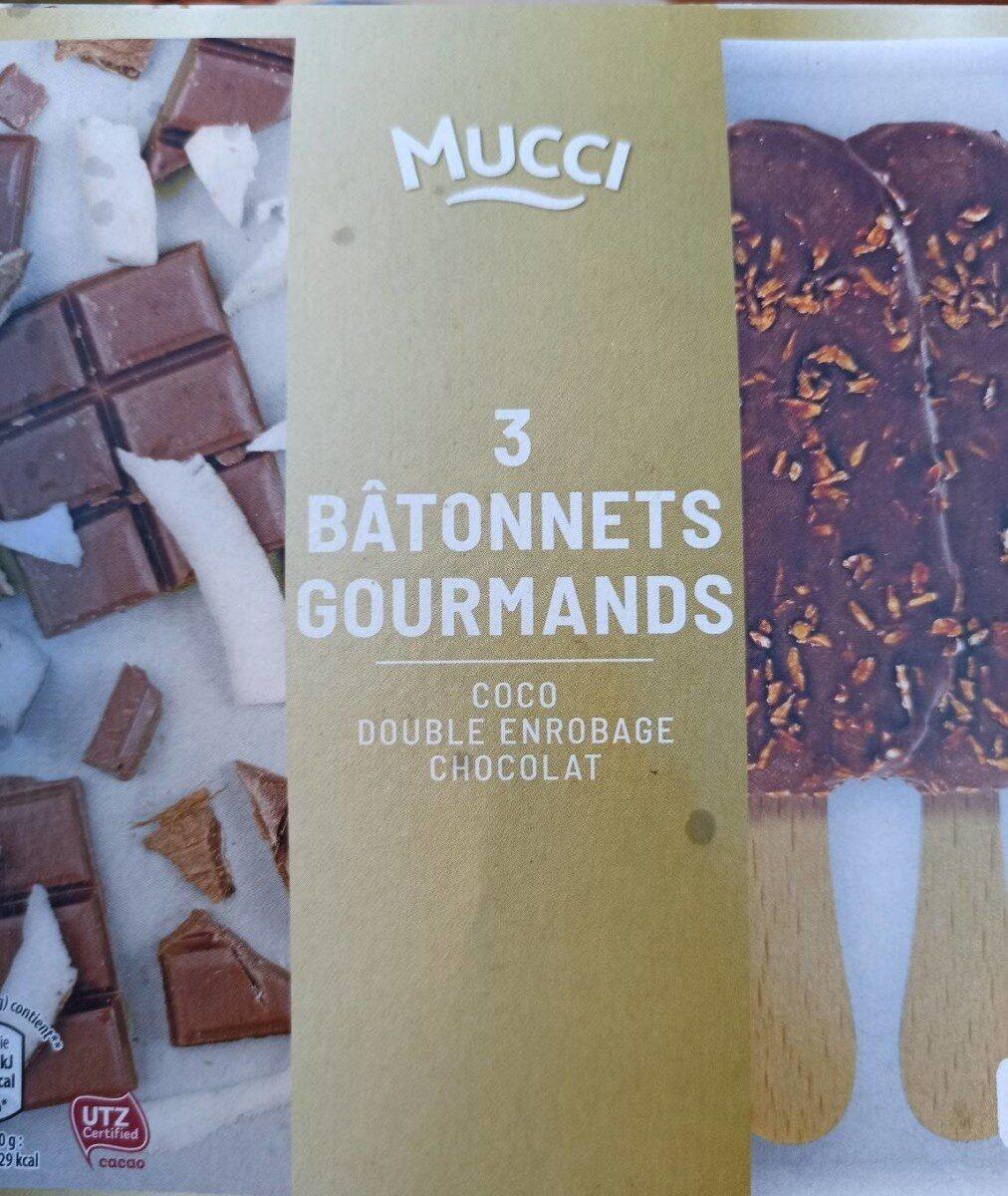 Bâtonets Gourmands - Product - fr