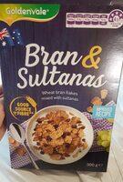 Bran & Sultanas - Product