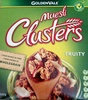 Muesli Clusters Fruity - Product