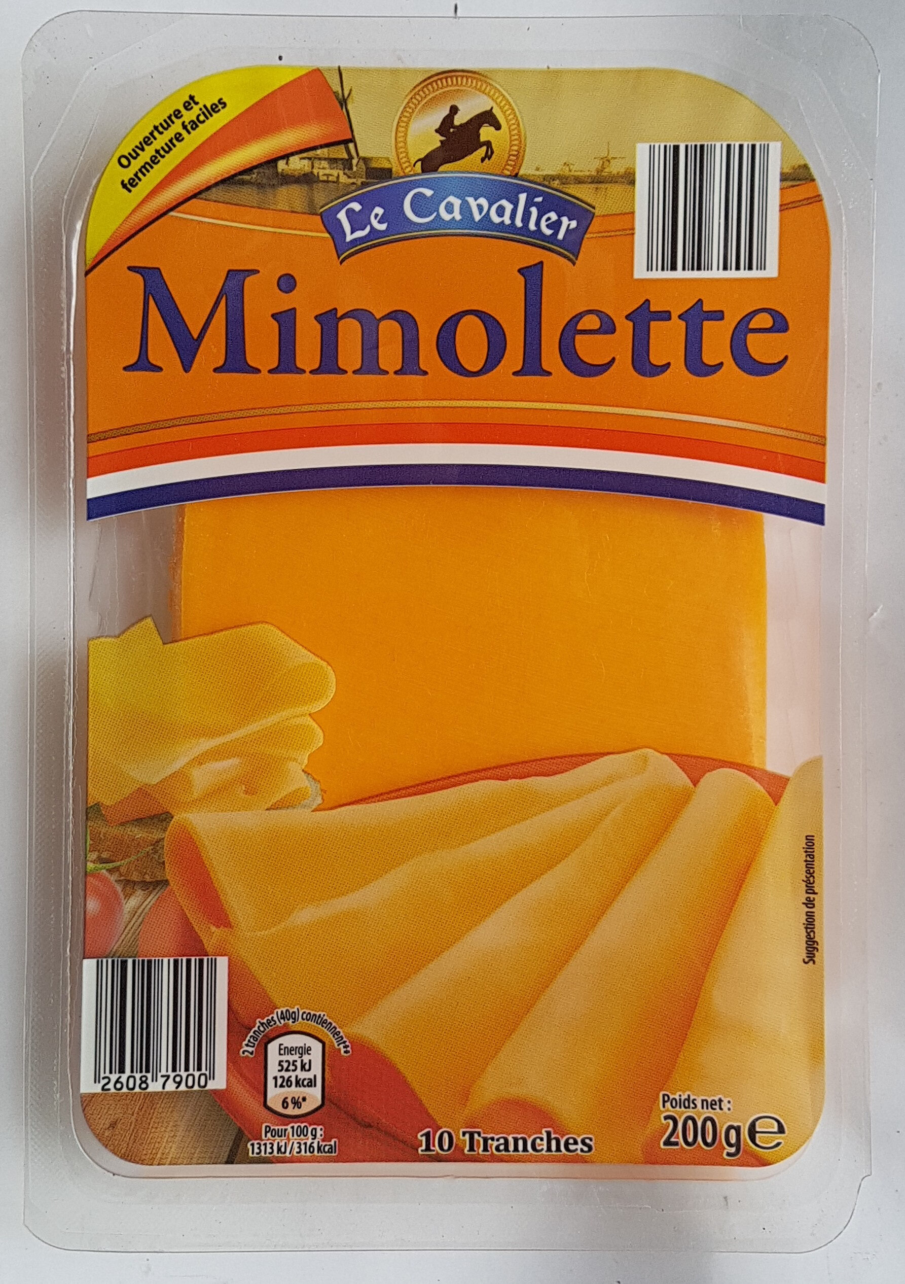 Mimolette - Product - fr