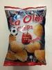 Chips saveur à la Paprika - Produit